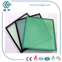 High Quality Tempered Insulating Glass