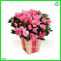 decorative flower pots , earthen flower pots
