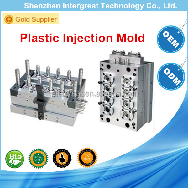 Vacuum preservation food case plastic injection mould export to USA/Plastic Gift Box Mould