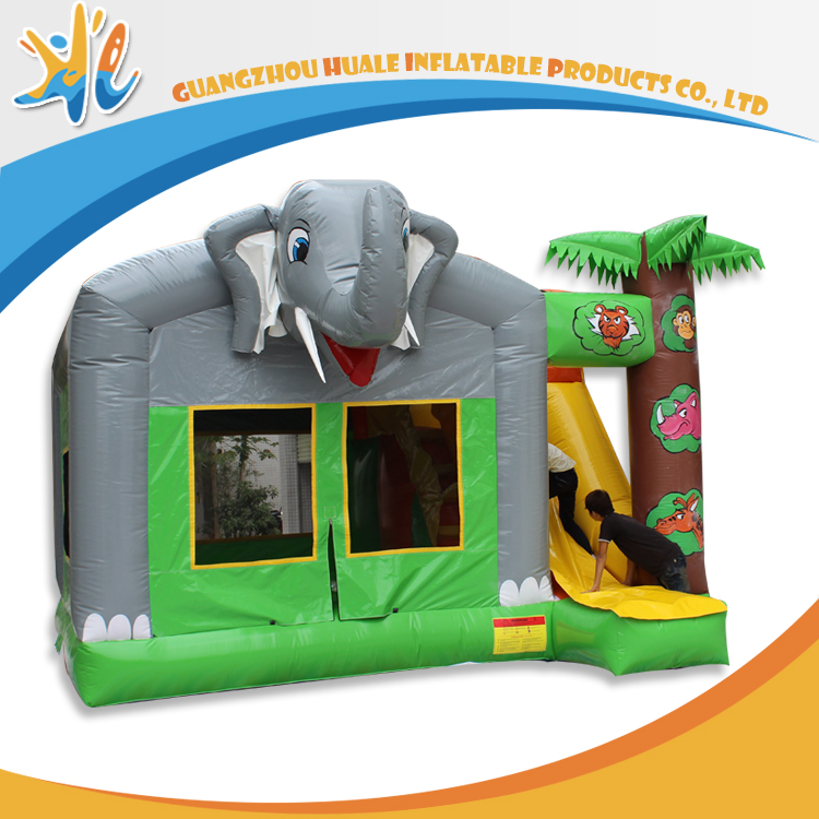 Commercial Use Animal Inflatable Cartoon Bouncer