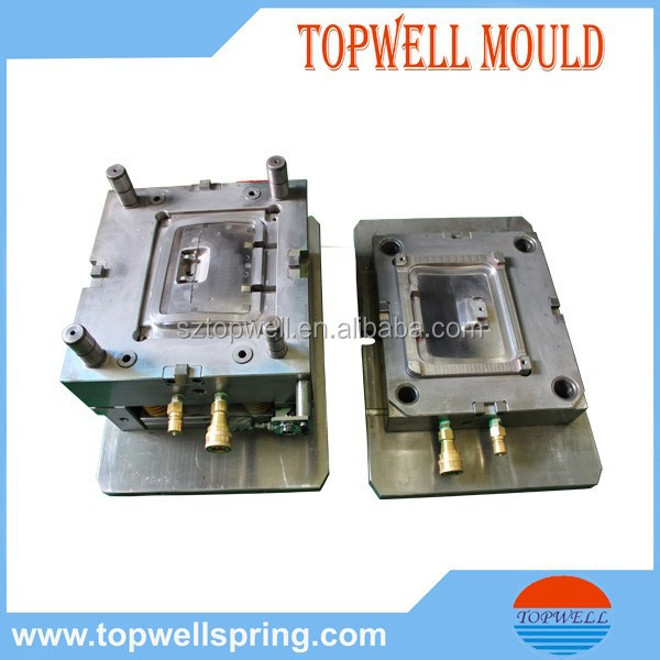 All kinds abs injection molded plastic parts, injection molded plastic parts for electrical protective covers n15031903