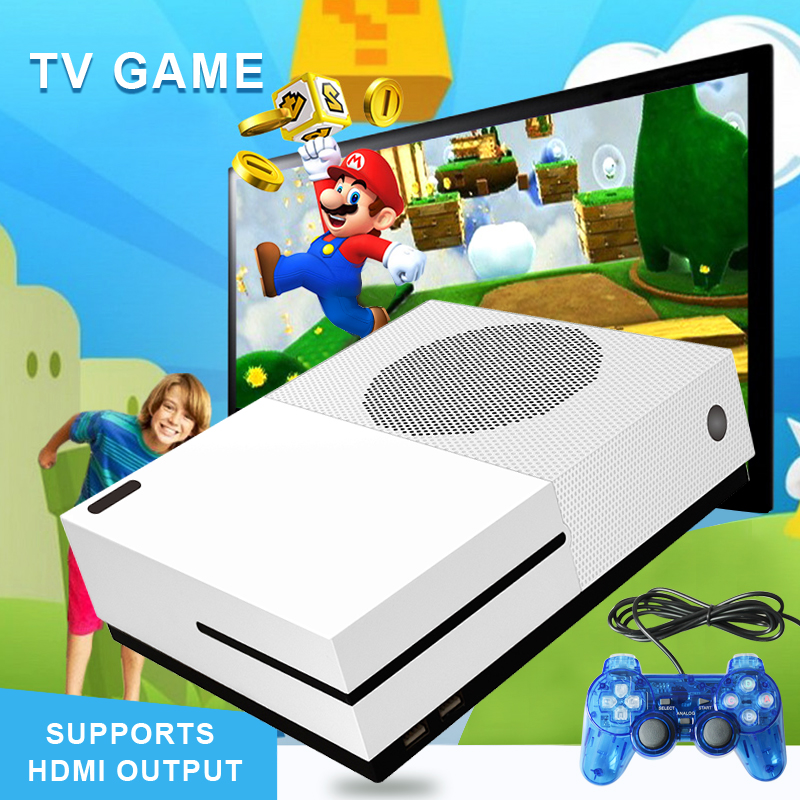 HD Output Retro Classic handheld game player Family TV video game console Childhood Built-in 600 Games mini Console