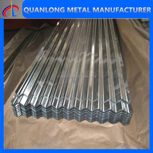 roof insulated sheet metal prices / corrugated steel plate