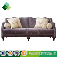 Foshan Factory Fabric Sofa Living Room