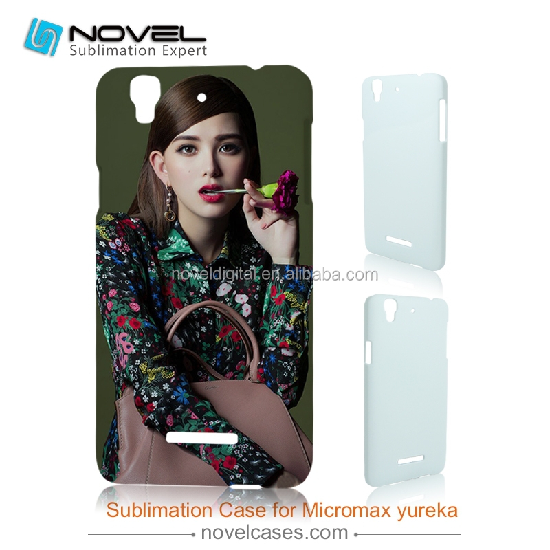 Hot Sale! New For Micromax YU Yureka AO5510 DIY 3D Sublimation phone case for printing, customized full-printig phone cover