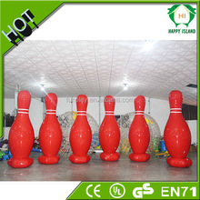 Funny popular selling human bowling ball ,cheap inflatable bowling for sales,inflatable human bowling game