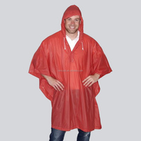2015 hot selling high quality PVC rain poncho, PVC poncho raincoat