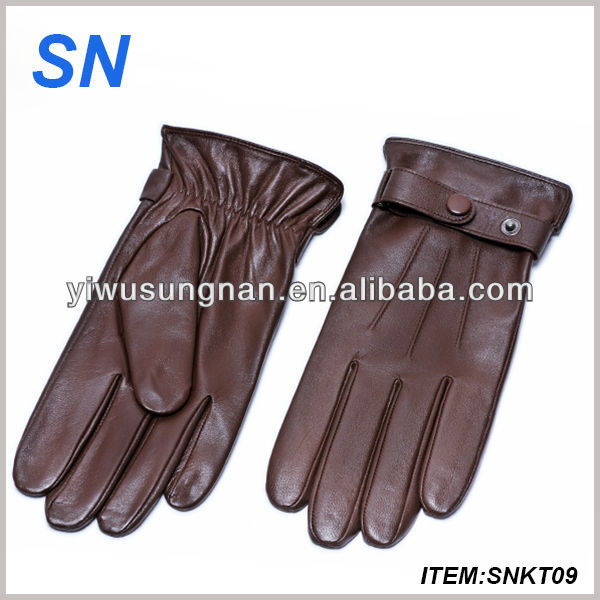YiWu SN popular wholesale sex ladies leather gloves