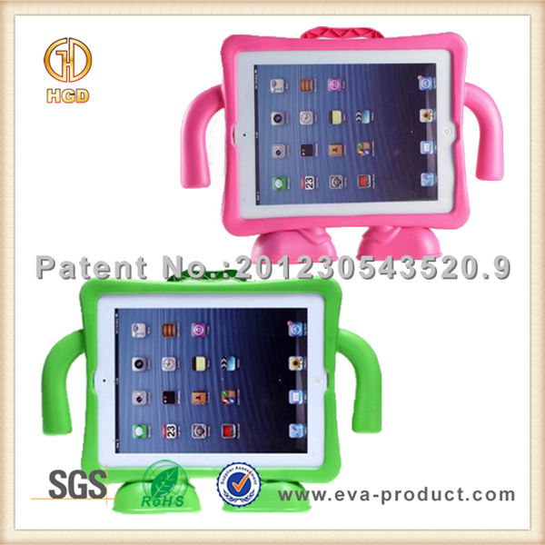 for Kids Safe Thick Foam Shock Proof EVA stand tablet covers