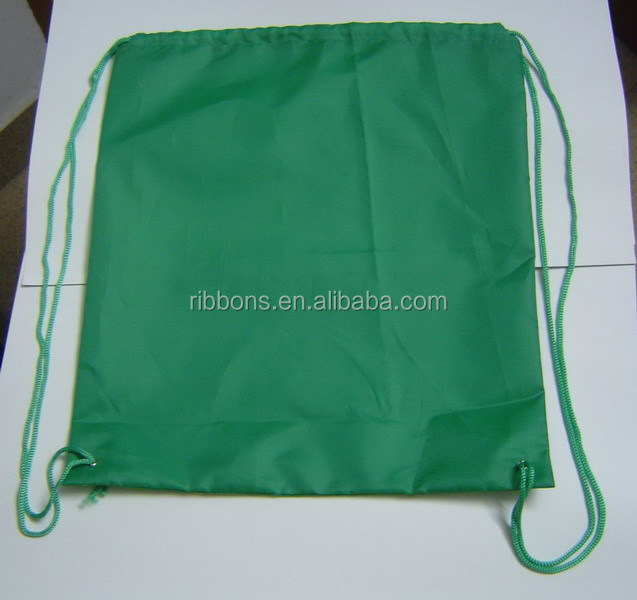 cotton shoe bag with embroidery logo