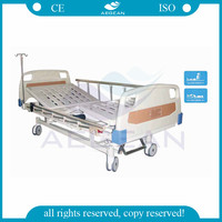 AG-BM201 electric hospital beds for sale with Remote hand control