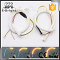 45cm 60cm Sequential Switchback LED Strips DRL Turn Signal Headlight Retrofit flexible led strip lights