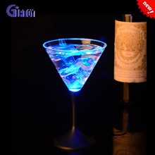 Customized Logo Bar led Flashing cocktail Cup