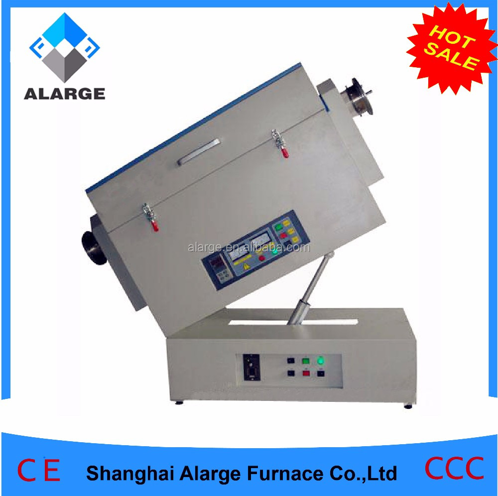 Hot Sale Rotary Tube Furnace Used for Lead Melting With Good Price