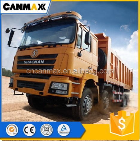 SHACMAN DUMP TRUCK, TRACTOR TRUCK, F3000 CABIN LOW PRICE FOR SALE
