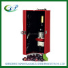 faux leather single 1 bottle wine carrier