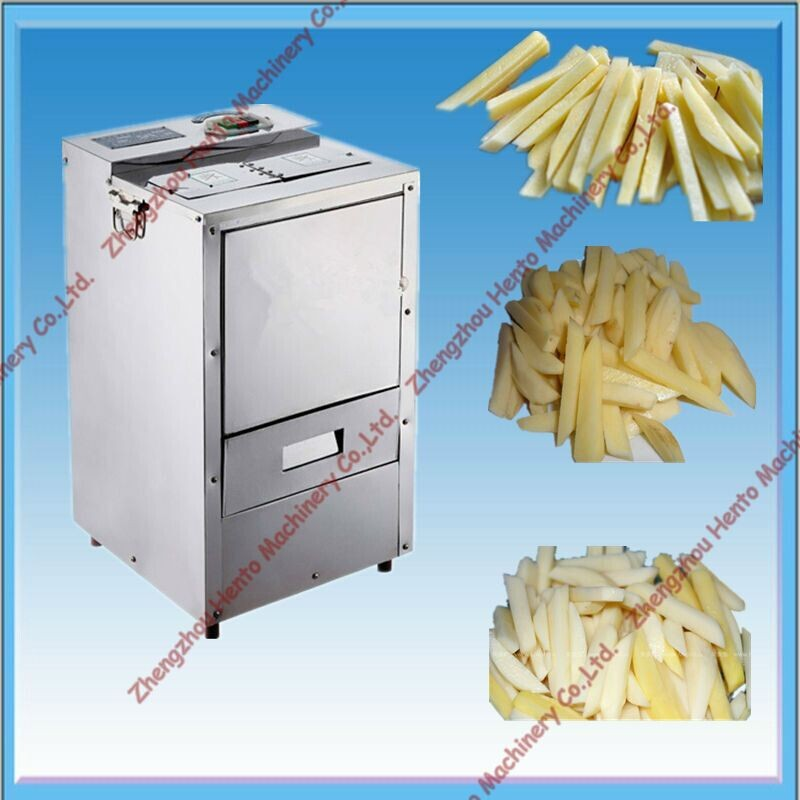Industrial Potato Cutter/Commercial Potato Chips Cutter