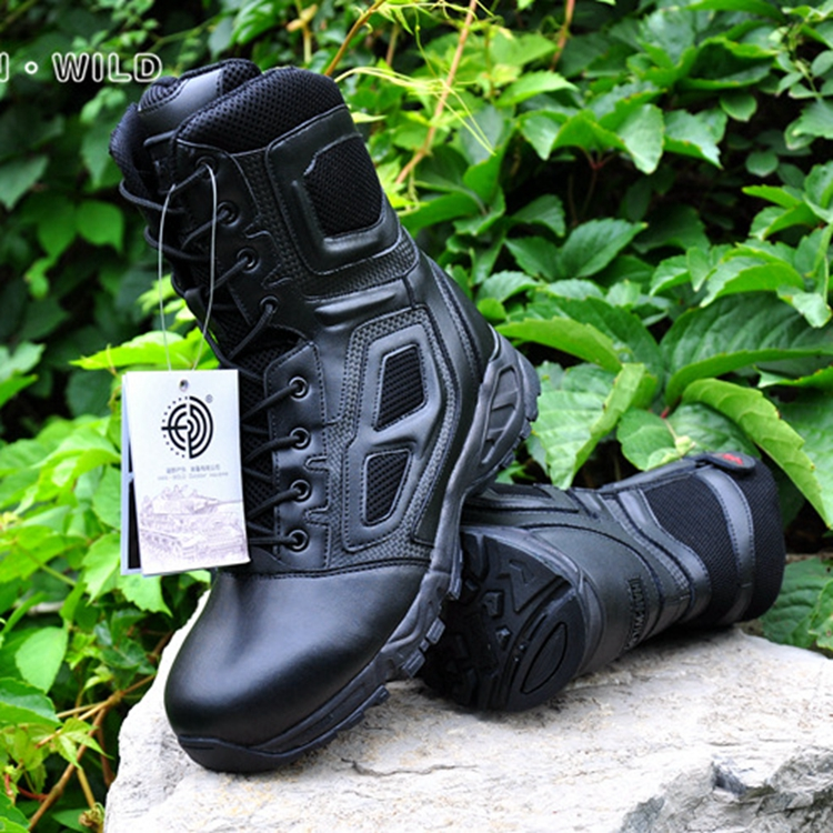 Custom Jungle Desert Tactical Military <strong>Boots</strong>
