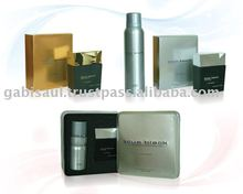 Blue Black perfume/deo/gift sets