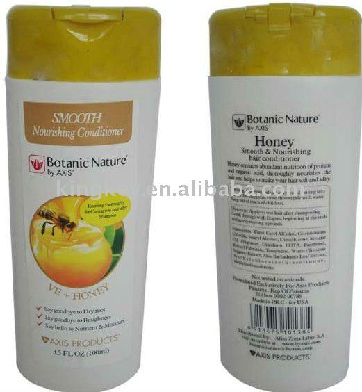 Nourishing & Smooth hair conditioner / Honey hair conditioner / Vitamine E hair conditoner