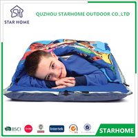 Low cost starhome blue children kids cute bags sleeping bag