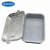 disposable Coated take away aluminum foil food container