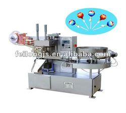 FLD automatic spherical lollipop packing machine