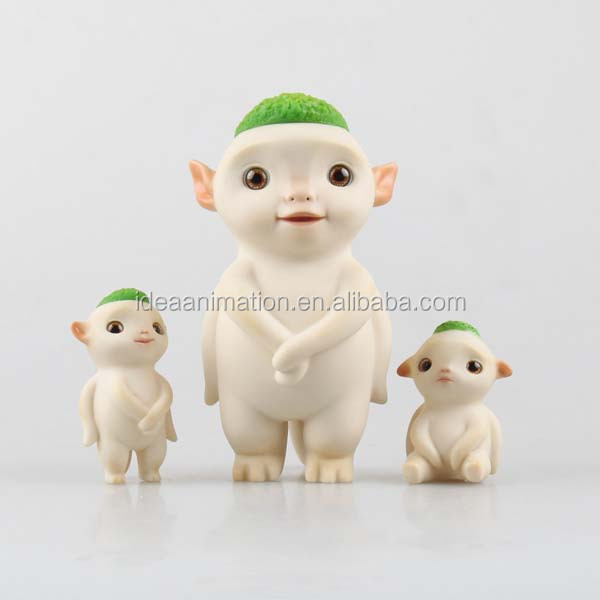 Top selling vinyl popular cartoon character child toy custom pvc movie figure toy