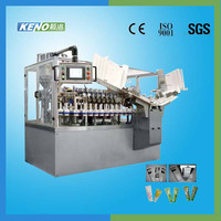 KENO-SF300 Automatic plastic tube fill plant
