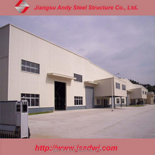 Construction Design Steel Structure Prefabricated Warehouse Building