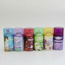 250ml Automatic Air Freshener Refill/bumper fresh automatic spray