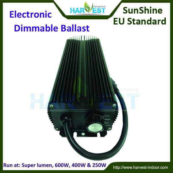 Dimmable metal halide mh electronic ballast