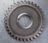 OEM high precision spur gears