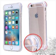 For iPhone 6 case,for apple iphone 6 6s drop resistance shockproof hybrid clear transparent mobile phone case