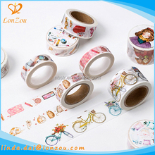 washi masking tape best price wholesale novel decorative window tape