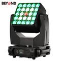Guangzhou professional stage light 25*25W quad 5x5 matrix led stage lighting