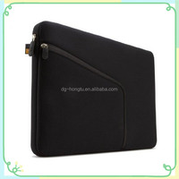 Custom laptop leather sleeve for 11.6 inch
