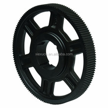 High quality steel synchronous belt sprocket gear