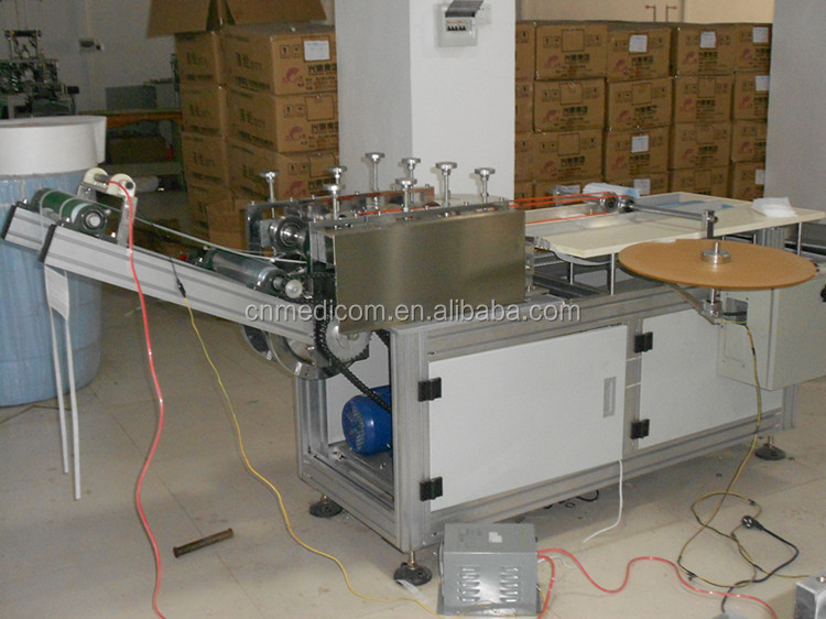 New Condition Tie on face mask making machine for face mask