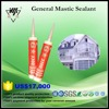 Fast curing General Purpose Mastic Silicone Mastic Sealant