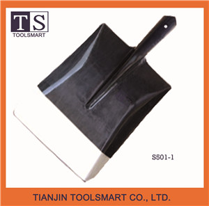 garden tools 50Mn steel flat head digging shovel