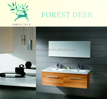 China supplier Best price cabinet modern PVC bathroom for home depot bathroom vanity sets