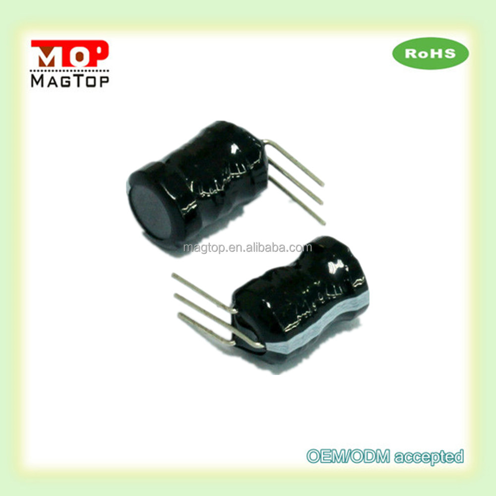 3 Pins Radial Leaded Inductor For Buzzer