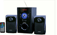 2.1 speaker,computer speakers,fm radio speaker with usb port