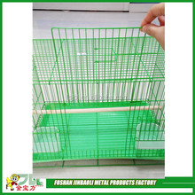 hot sale powder coated metal wire small bird cage