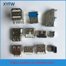 Set Top Box High Speed Usb Type Receptacle Connector B