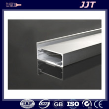 different kinds of aluminium frame extrusions for kitchen cabinet