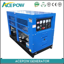Cheap Silent Power Generator 7.5kw Portable Diesel Generator