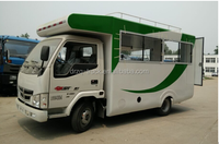 2016 best price refrigerated van and truck in dubai mini karry food truck for sale fast food truck