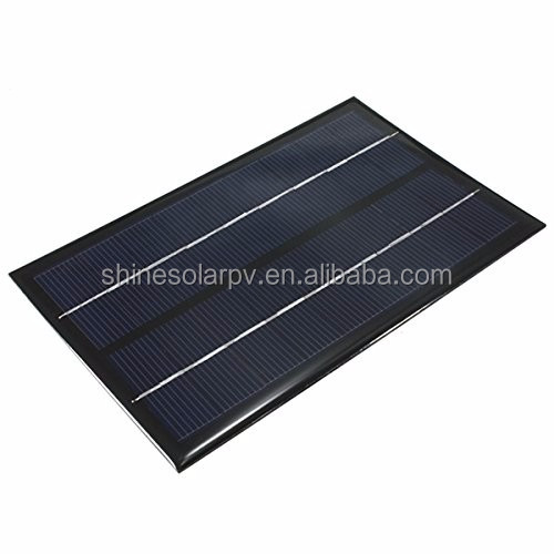 Epoxy Solar Cells Panel Charge 3w 9v Mini Solar Panel
